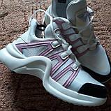 Кроссовки белые, фото 6