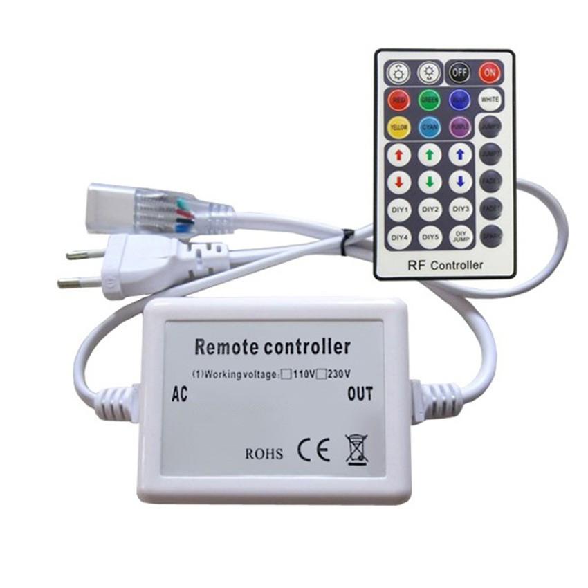 RGB контроллер IR 700W 220V 20 кнопок