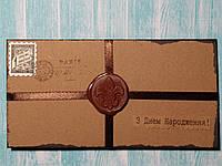 Открытки ручной работы: крафт-коллекция, фото 1