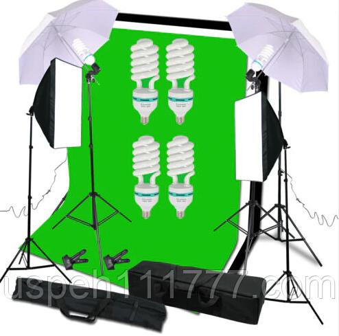 Комплект оборудования для фотостудии