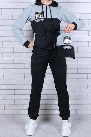 Спортивный костюм для девочки  р. 134-164 опт, фото 2