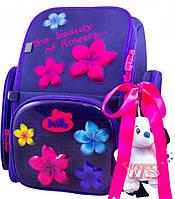 Ранец школьный для девочек 6-117