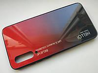 Чехол градиент стеклянный для Xiaomi Mi 9 se