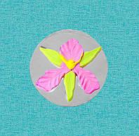 Силиконовый 3d молд Орхидея № 1. MS- 04