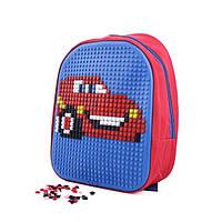 Школьный рюкзак CRM Canta. Детский ранец конструктор Маквин
