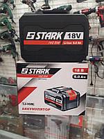 Аккумулятор Stark Li-Ion 18 В 6 Aч