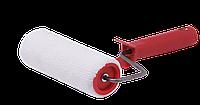Валик Велюр с ручкой для эмалей 40/150 ворс 4 мм диаметр 6 мм