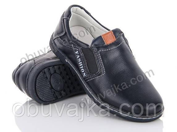 Качественные туфли 2019 для мальчиков от фирмы MLV(31-36), фото 2