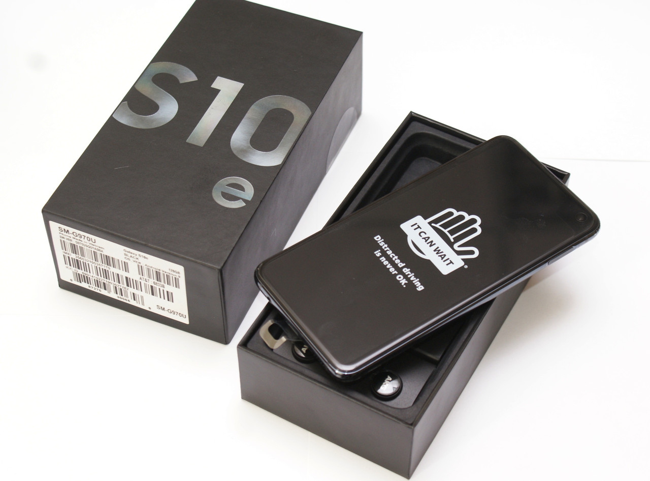 Samsung Galaxy S10 e 128GB G970U