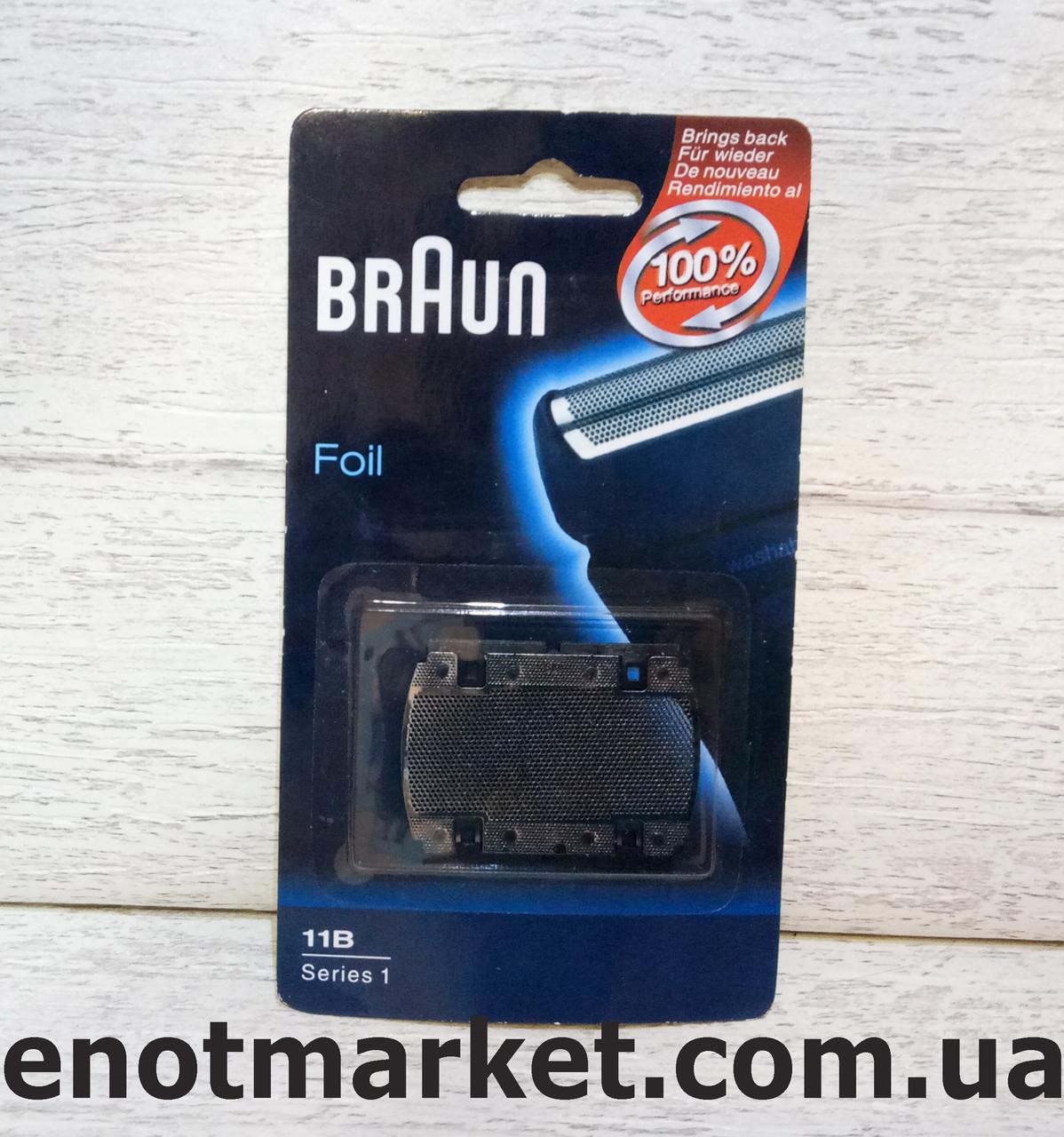 Сетка аналог для электробритвы Braun 11B 614