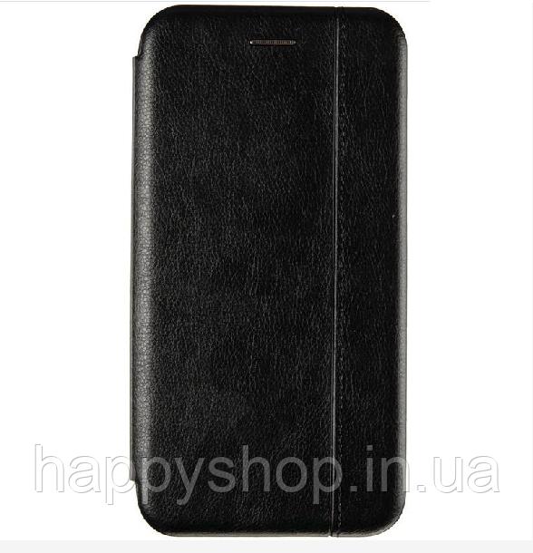 Чехол-книжка Gelius Leather для Huawei Y7 2019 (DUB-LX1) Черный