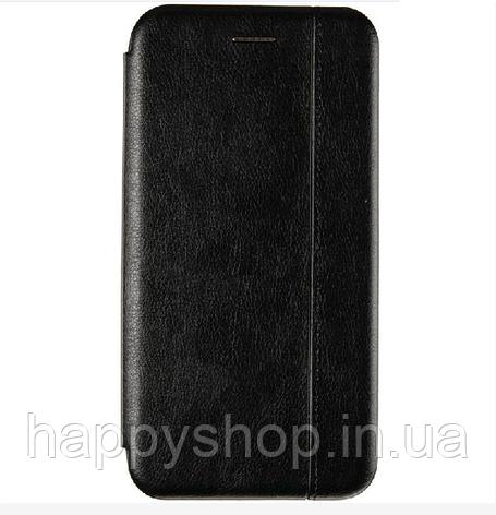 Чехол-книжка Gelius Leather для Huawei Y7 2019 (DUB-LX1) Черный, фото 2