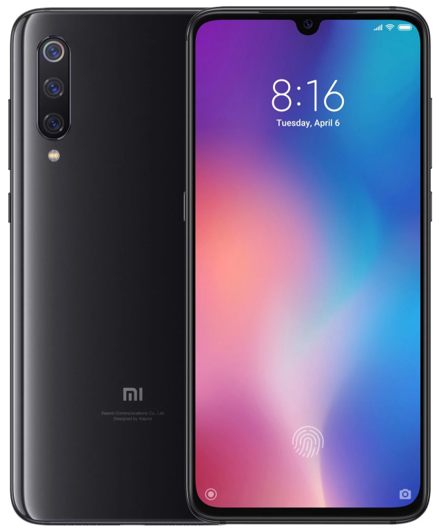 "Xiaomi Mi9 SE Piano Black 6/128 Gb, 5.97"", Snapdragon 712, 3G, 4G (Global)"