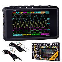 DSO213 - Портативный осциллограф 15МГц, 100MS/s, 3″ 240*400, четырехканальный