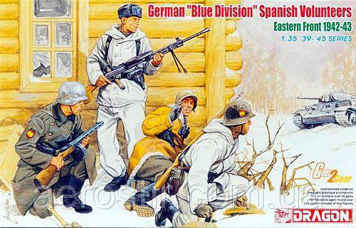 German 'Blue Division'.1/35 Dragon 6674