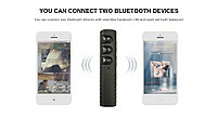 Bluetooth AUX аудио адаптер с аккумулятором Rovtop 3.5 мм