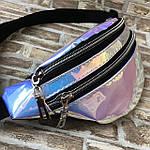 Женская сумка на пояс, бананка, поясная сумка, барыжка, фото 3