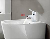 Смеситель для биде SANTEP 348W Белый