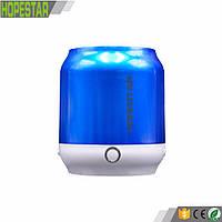 Портативная переносная колонка Hopestar H8 BLACK   Bluetooth Блютуз акустика беспроводная мобильная