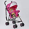 Коляска трость детская JOY S 108 T, розовая