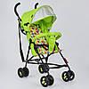 Коляска трость детская JOY S 108 T, салатовая