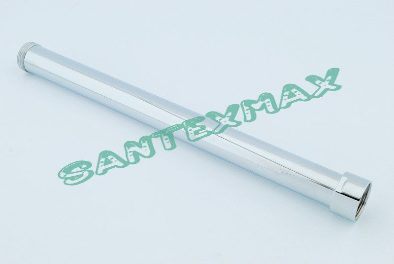 Удлинитель для душевой колоны Zerix lr7505 хром