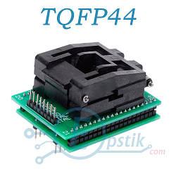 Адаптер микросхем TQFP44 в DIP40