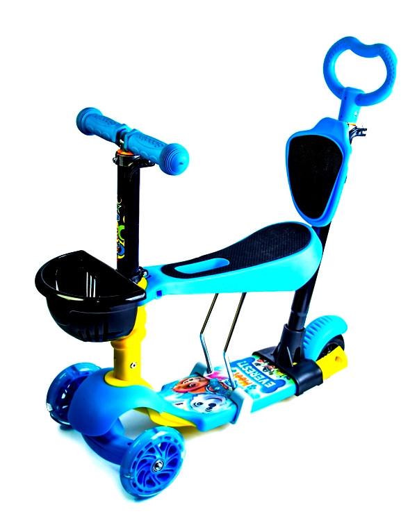 """Scooter 5in1 Disney """"Щенячий Патруль"""""""