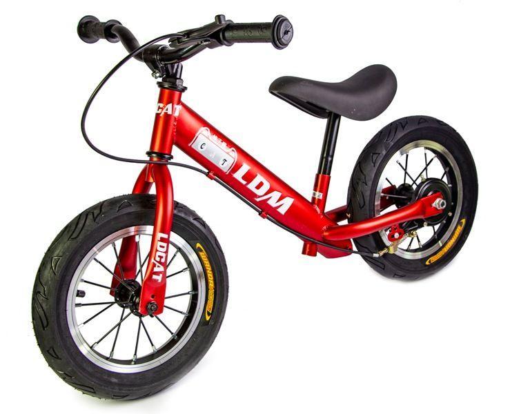 Велобег Logat LDM. Red (Дисковый тормоз)