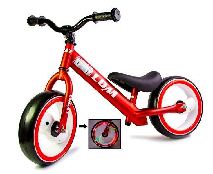 Велобег Logat LDM. Red