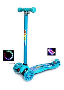 Детский трехколесный Самокат Maxi Scooter Disney. Mirey Tiffany