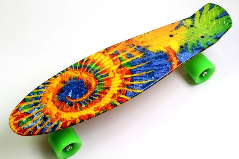 "Скейт Penny Board ""Sunflowers"""