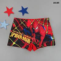 Плавки Spiderman для хлопчика. 3-4; 7-8 років, фото 1