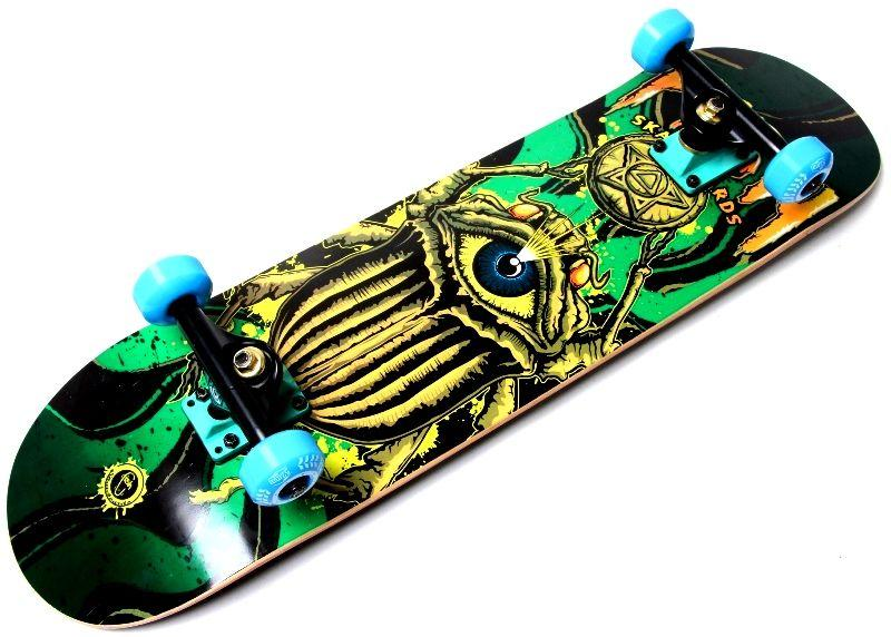 СкейтБорд деревянный от Fish Skateboard Beetle