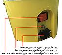Опрыскиватель аккумуляторный ВИТЯЗЬ АО-16/3, фото 3