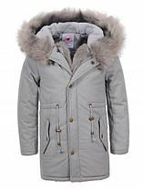 Куртки демісезонні, парки, вітровки, безрукавки для дівчаток ОПТ