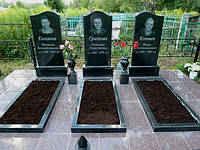 """Тройной памятник """"Стандарт"""""""