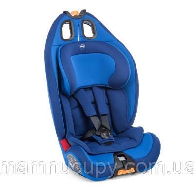 Автокресло Chicco Gro-Up 123 Power Blue