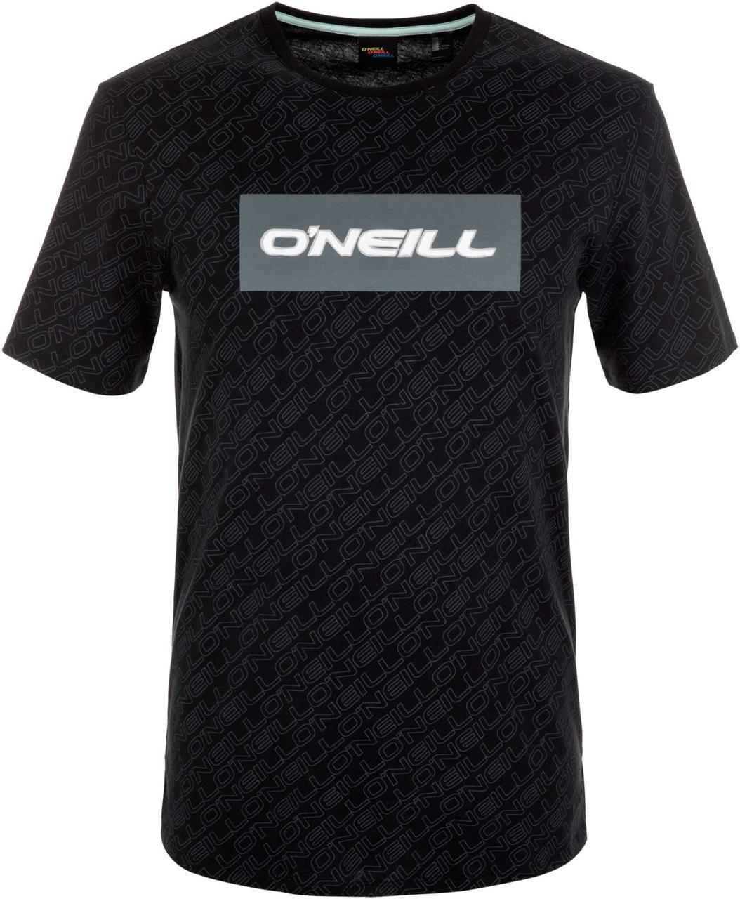 ФУТБОЛКА МУЖСКАЯ O'NEILL LM ALL OVER PRING T-SHIRT (9A3610-9900)