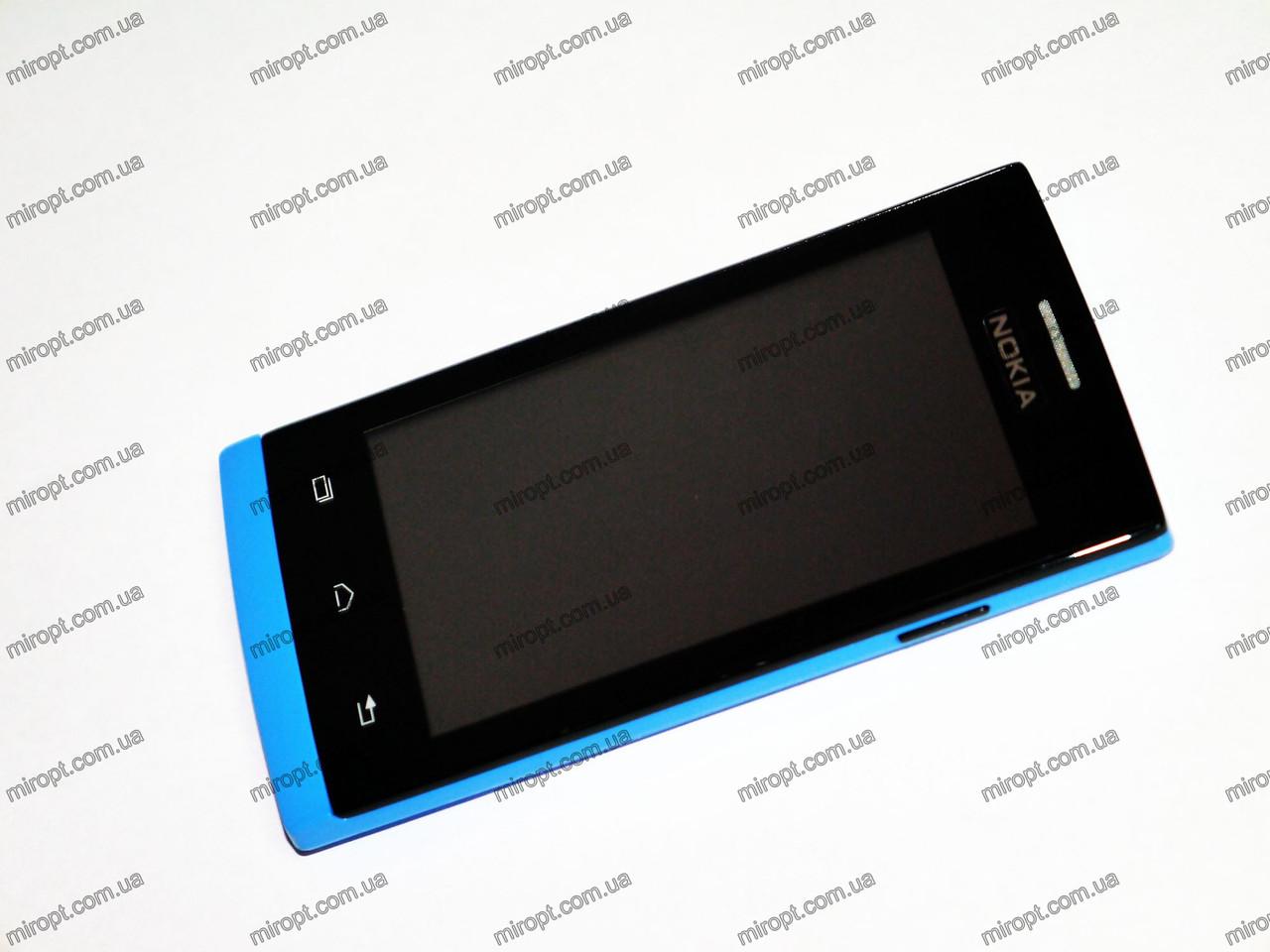 Телефон Nokia Lumia 630 Синий - 2Sim+ Чехол