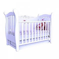 Детская кроватка Верес Соня ЛД15 маятник с ящиком