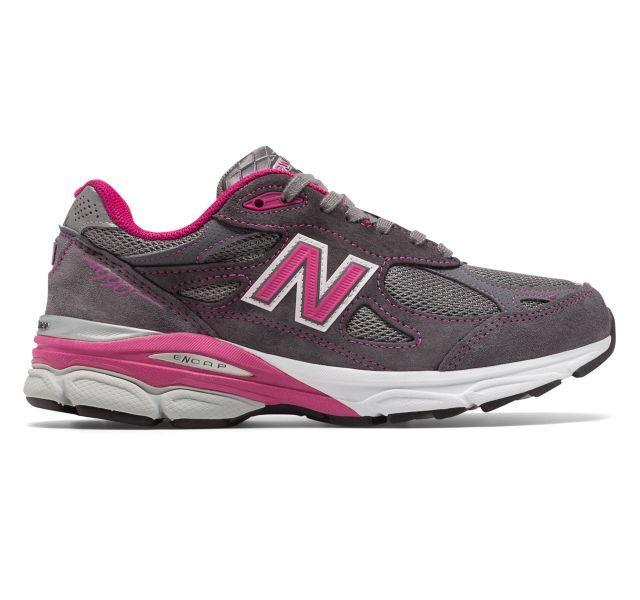 Оригинальные кроссовки (кеды) New Balance 990v3 made in USA женские 36.5
