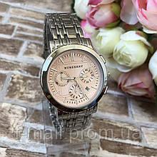 Женские наручные кварцевые часы BURBERRY (реплика)
