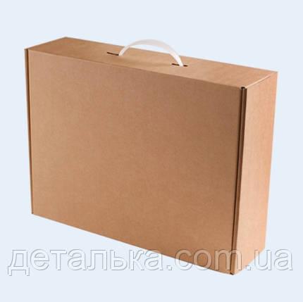 Самосборные картонные коробки 465*370*70 мм., фото 2