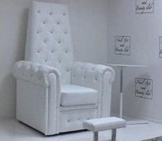 кресло для педикюра трон