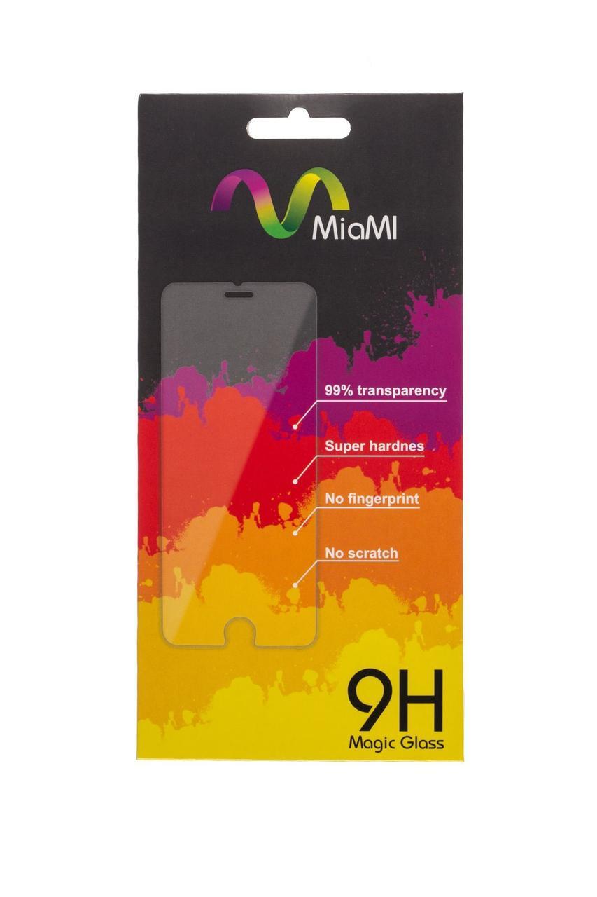 Захисне Скло MiaMI Full Screen Glass Samsung J600 (J6 2018) Black