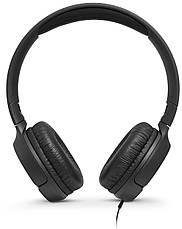 Наушники JBL Tune 500 с микрофоном Черный (JBLT500BLK), фото 2