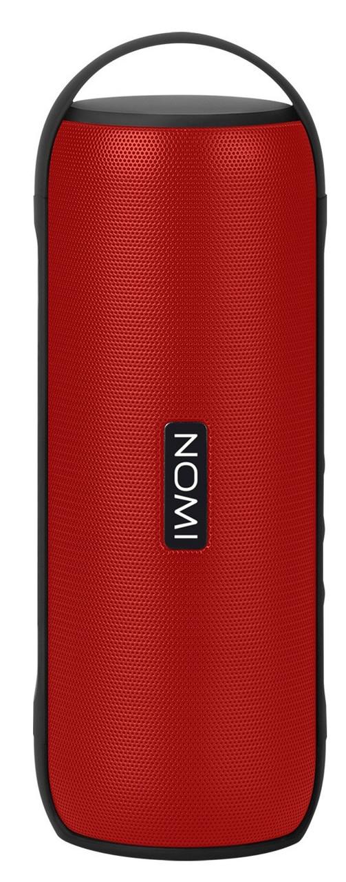 Портативна колонка безпровідна Nomi BT 525 Play Duos Red