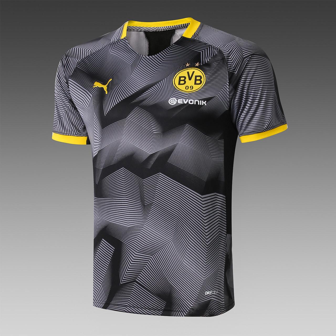 Игровая тренировочная футболка  Боруссия Дортмунд, 2019/20
