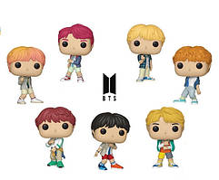 Коллекционные фигурки Funko Pop Bangtan Boys BTS Beyond The Scene